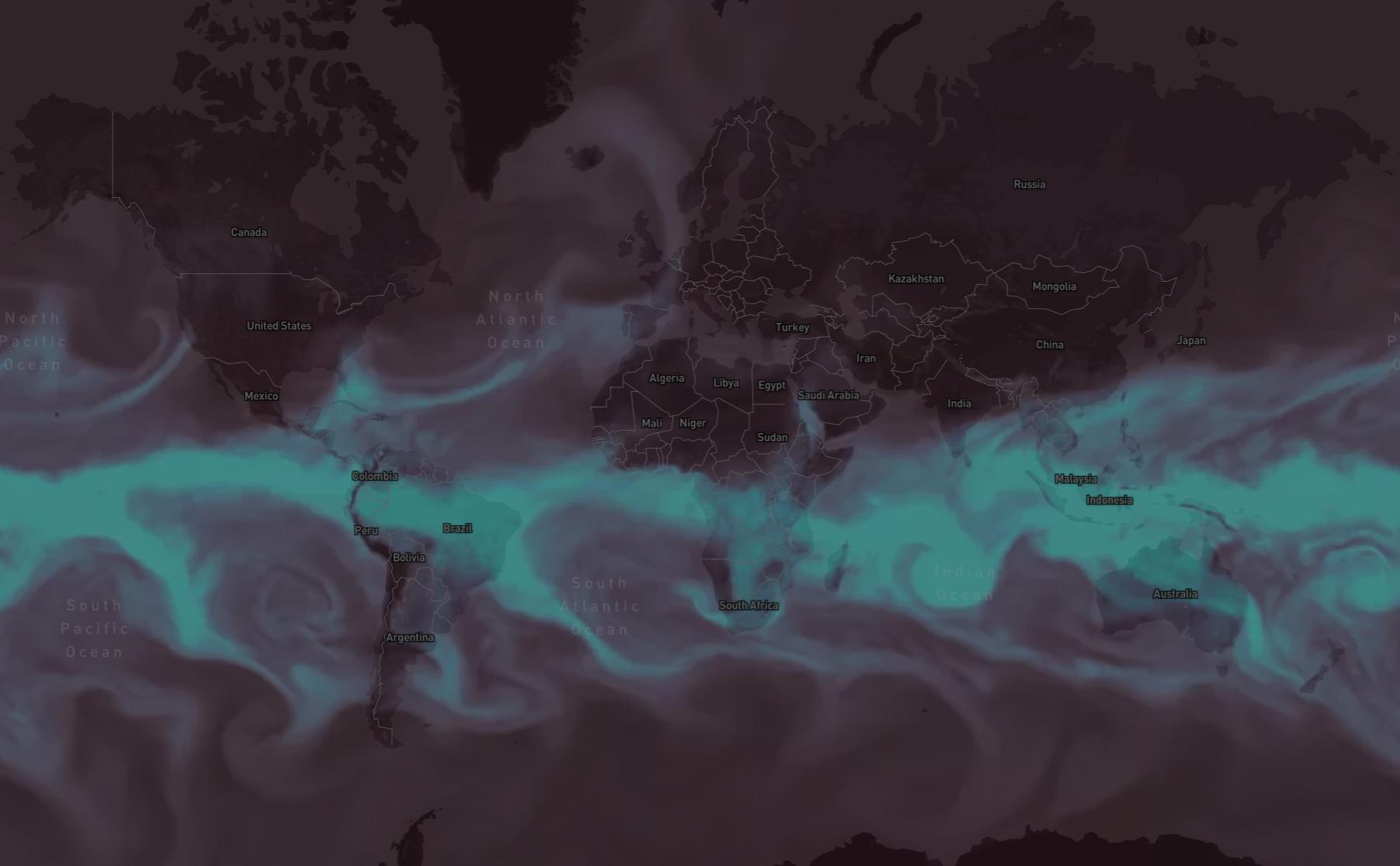 MapBox + Weather Data